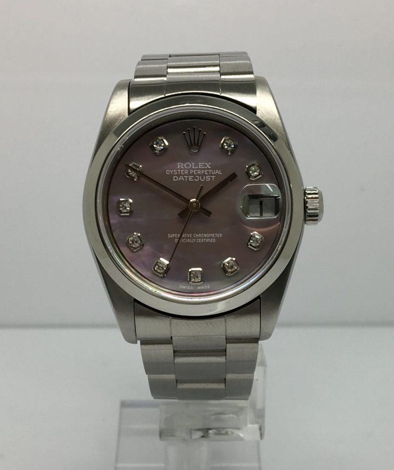 Rolex Datejust 78240 2000